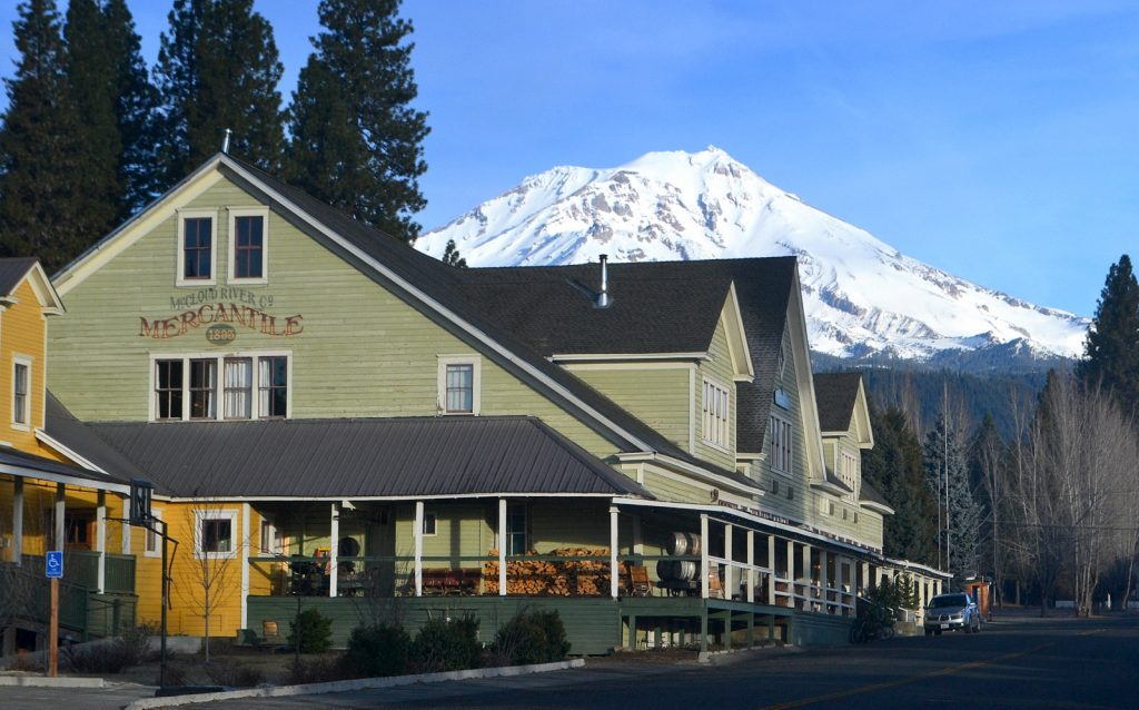 McCloud is a small town with a big heart in Northern California. | Jennifer Margulis