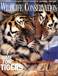 Wildlife Conservation magazine closing its doors