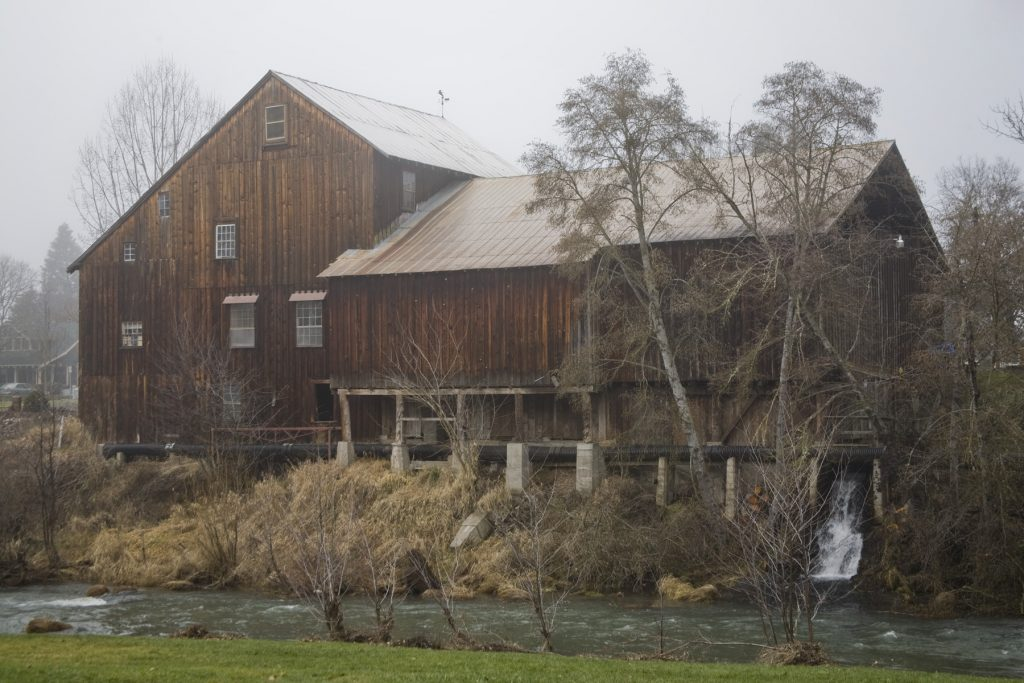 Butte Creek Mill in Eagle Point, Oregon. Photo credit: Sean Bagshaw.