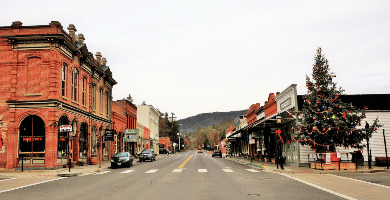 Jacksonville, Oregon is a great town for a Segway tour. Photo of downtown Jacksonville by Todd Ratisseau, via Flickr. | Jennifer Margulis