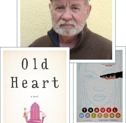 Peter Ferry, author of the highly acclaimed novel, Travel Writing, visited Ashland, Oregon