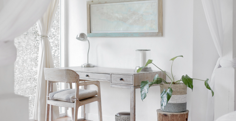 A Decluttered Home (photo courtesy of Hutomo Abrianto) | Jennifer Margulis