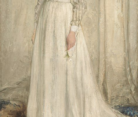 Woman in White by Wilke Colins