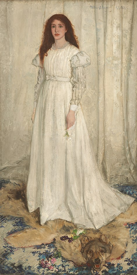 Woman in White by Wilke Collins