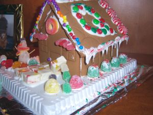 Halloween is so much fun but what about all the Halloween candy? Make a gingerbread house with it! Get other tips from Jennifer Margulis, Ph.D.