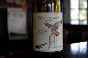 This Viognier, which costs $26 a bottle, left the unpleasant aftertaste of pennies in my mouth | Jennifer Margulis