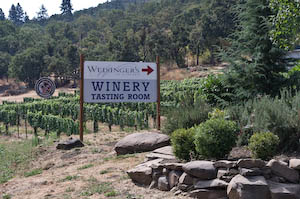 Weisinger Family Winery in Ashland, Oregon | Jennifer Margulis