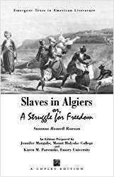 Slaves of Algier by Jennifer Margulis and Karen Poremski