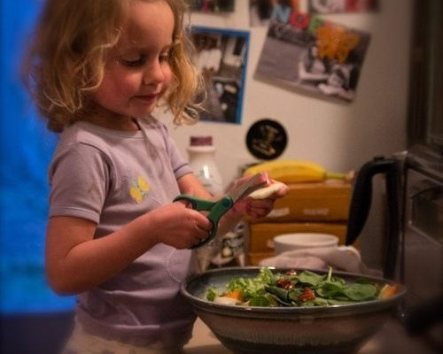 Cooking With Kids: How Your 3-Year-Old Can Help In The Kitchen