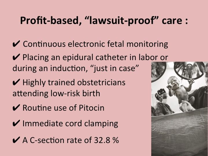 profit based care