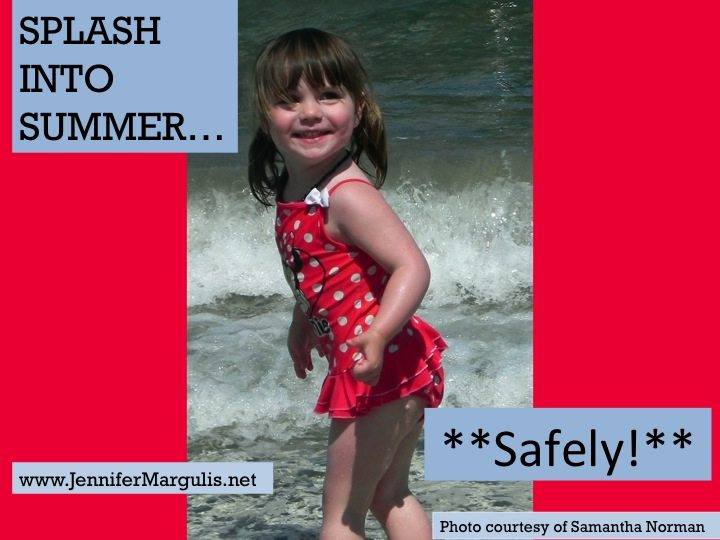How to safely splash into summer, and avoid secondary drowning