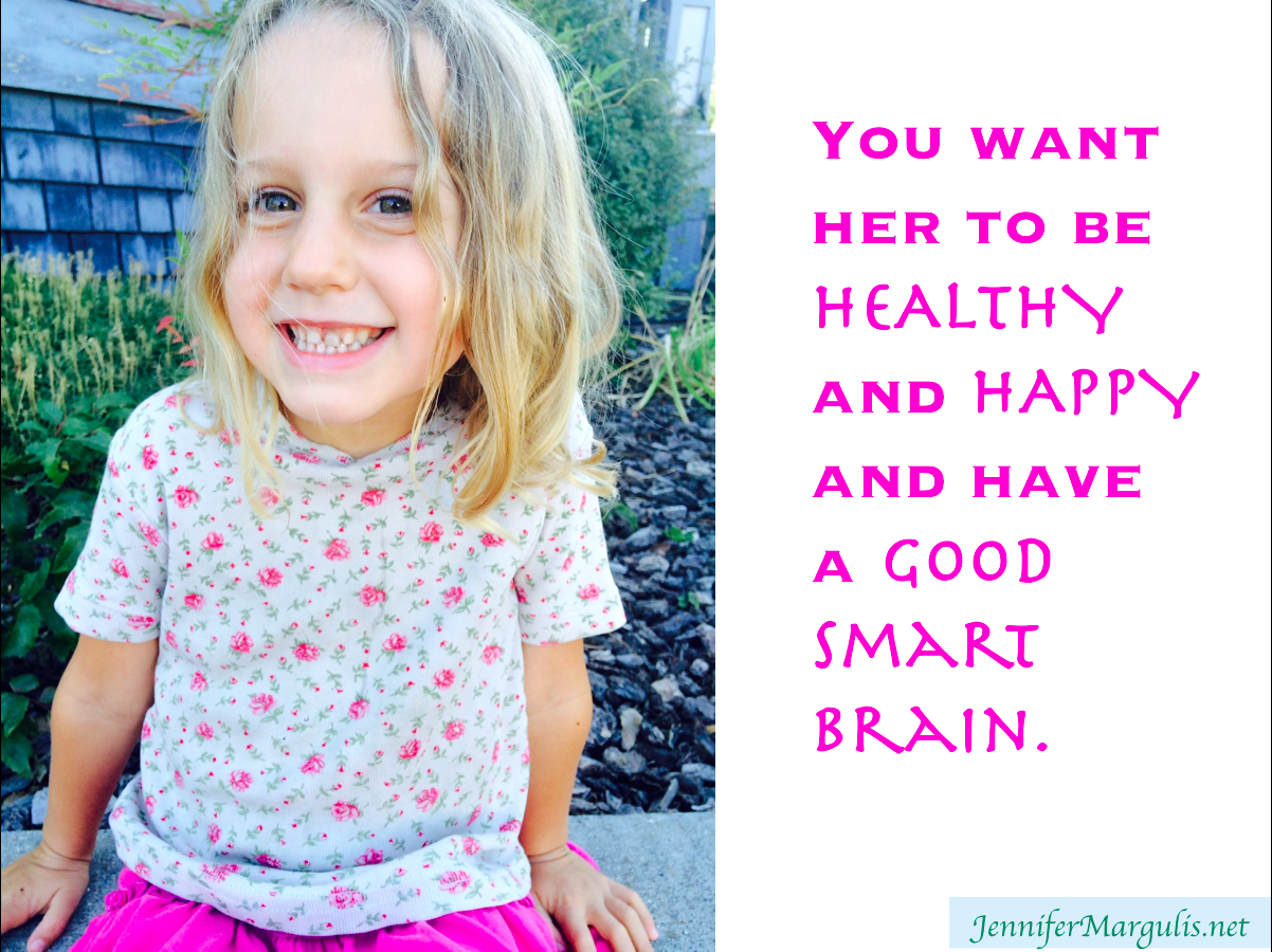 You want your child to be healthy and happy and have a good smart brain. Review of Zero to Five by Jennifer Margulis, Ph.D.