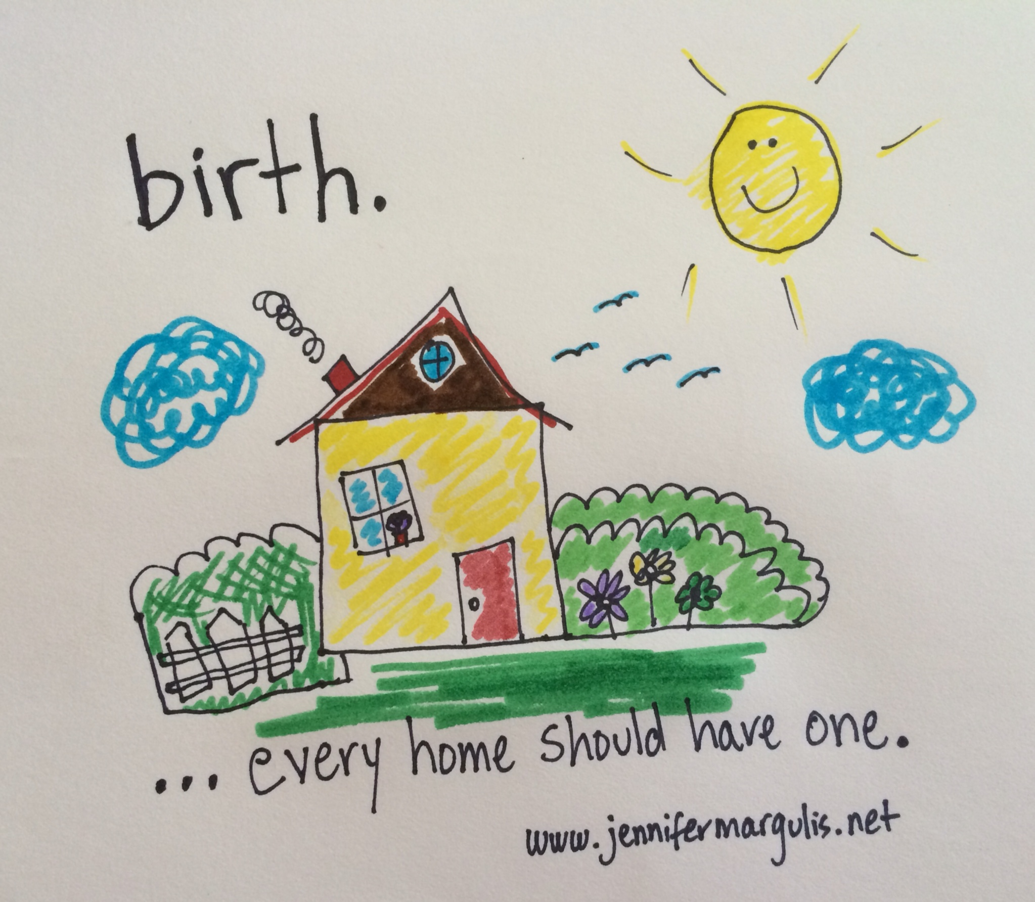 45 reasons NOT to have a home birth (spoiler: this post is not what you think)