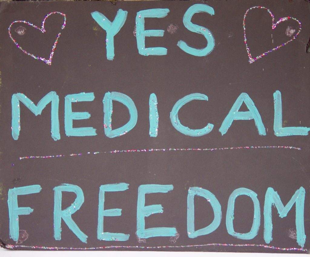 Yes to medical freedom. Oregon defeated SB 442, a bill that sought to bar children from public school, private school, and daycare unless they had every vaccine on the state schedule.