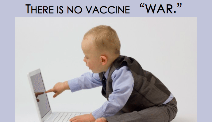 There Is No Vaccine War, Only Smart Parents Making Smart Decisions: An Open Letter to PBS