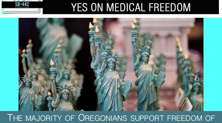 Press Release: Oregonians Favor Medical Freedom, Oppose Coerced Vaccination