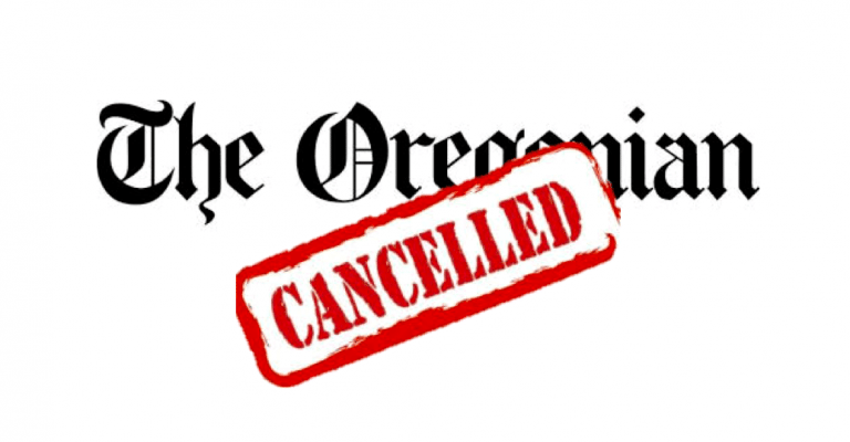 A reader cancelled her subscription to The Oregonian because the newspaper refuses to report fairly on vaccine safety concerns.
