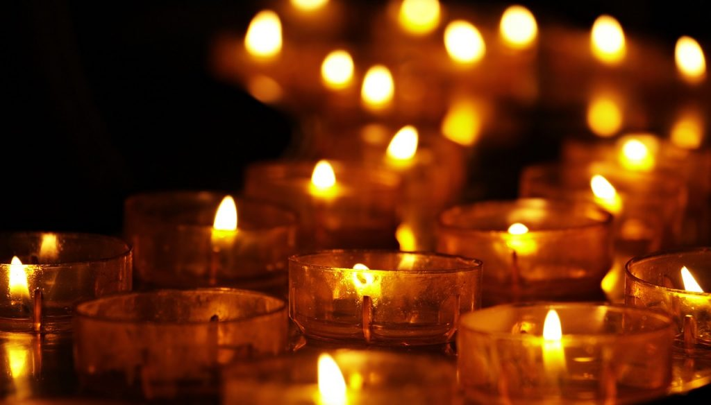 Tea lights. Bring mindfulness to every habit and you can change the world. | Jennifer Margulis