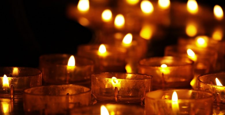 Tea lights. Bring mindfulness to every habit and you can change the world.   Jennifer Margulis