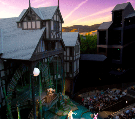 Project Discover Ashland: Oregon Shakespeare Festival