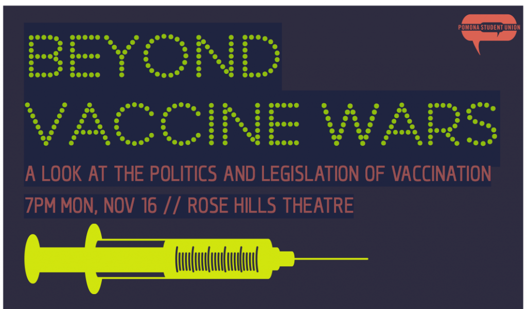 Beyond Vaccine Wars, a roundtable discussion and debate about the politics and legislation of vaccination