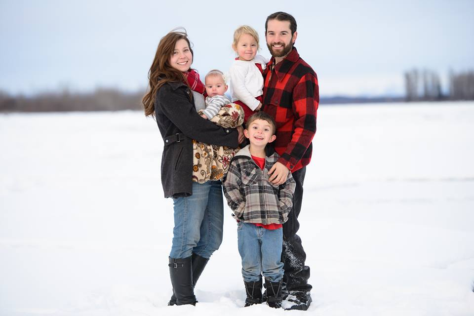 Why this Alaska mom wanted to have her baby in a lake
