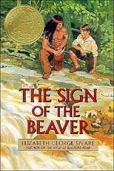 12 great books for 12-year-old: The Sign of the Beaver