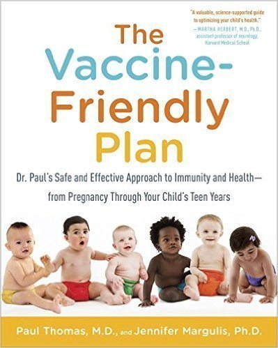 Dr. Paul's book about vaccine safety and effective ways to support immunity will be published on August 23, 2016 by Ballantine Books