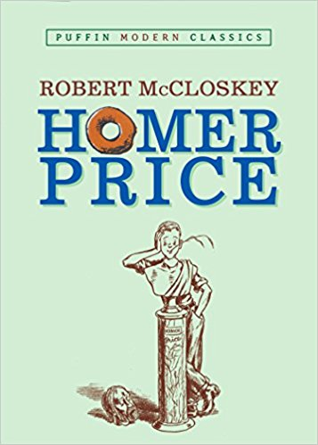 Homer Price is one of the 12 fabulous books for 12-year-olds that our family loves. Highly recommended.
