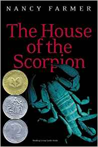 House of the Scorpion is one of the best books for 12-year-olds ever written