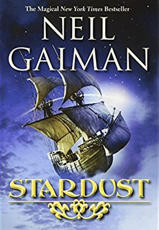 Stardust by Neil Gaiman is one of the many fabulous books for 12-year-olds that Gaiman, who is a genius, has written