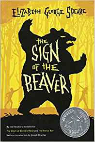 The Sign of the Beaver by Elizabeth George Speare is one of 12 fabulous books for 12-year-olds | Jennifer Margulis