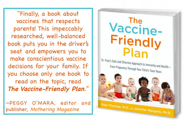 A book about vaccines that puts parents in the driver's seat