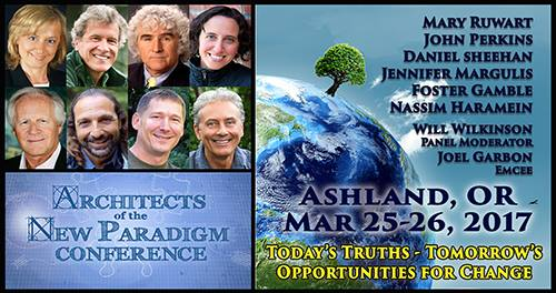 Jennifer Margulis will be speaking at the Architects of a New Paradigm Conference in Ashland, Oregon
