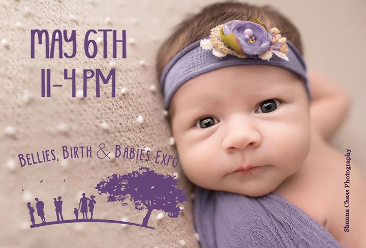 Meet Jennifer Margulis at the Bellies, Birth, and Babies Expo in Springfield, Oregon May 6, 2017