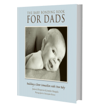 The Baby Bonding Book for Dads by Jennifer Margulis