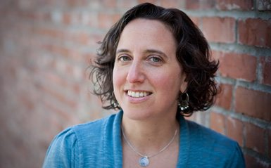 Author Jennifer Margulis, Ph.D.