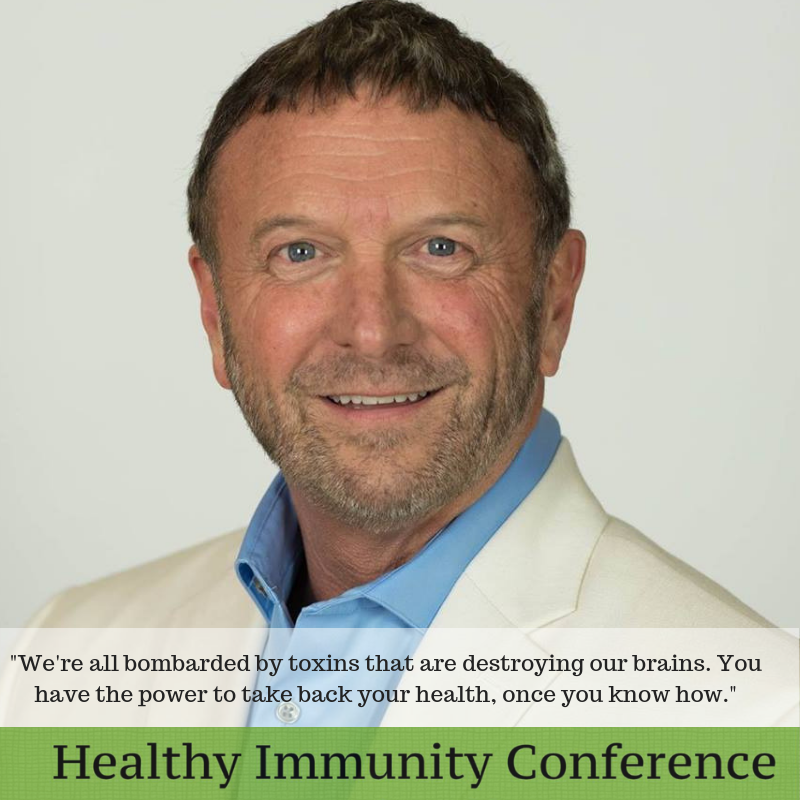 Dr. Paul Thomas, MD, will be speaking out about compromised immunity leads to brain damage and addiction at the Healthy Immunity From Birth to Old Age conference in Ashland Oregon on October 27