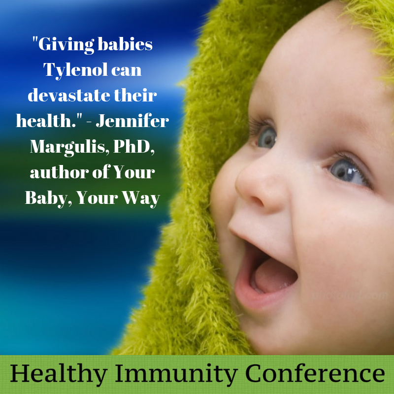 Jennifer Margulis, PhD, is one of the speakers at the Healthy Immunity From Birth to Old Age Conference