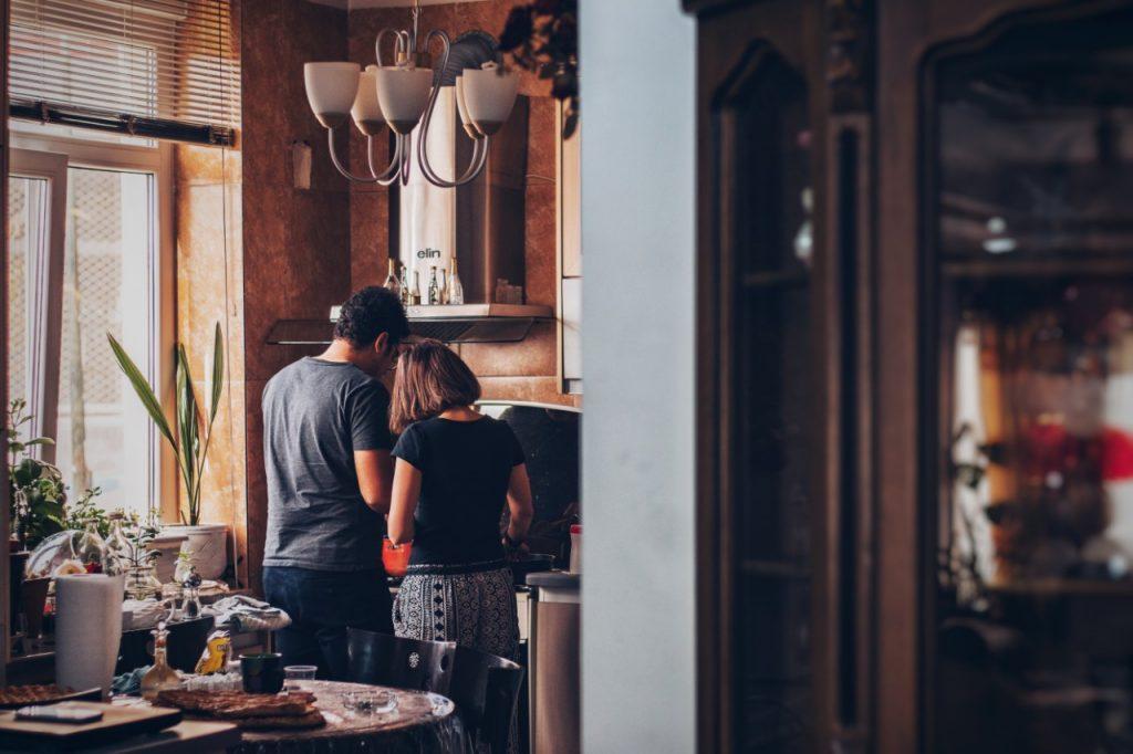 Kitchen zen