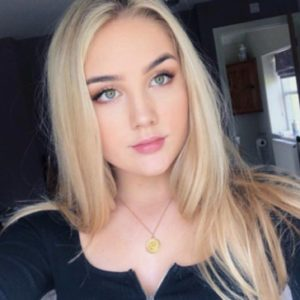 Suicide and COVID-19. 19-year-old Emily Owen tried to die by suicide. She died after being taken off life support in the hospital. Photo via JustGiving.com | Jennifer Margulis