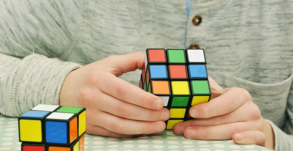Researchers conclude that there is Insufficient Evidence for ''Autism-Specific'' Genes. So what is really causing autism? Photo of an unsolved Rubik's Cube via Pixabay. | Jennifer Margulis, Ph.D.