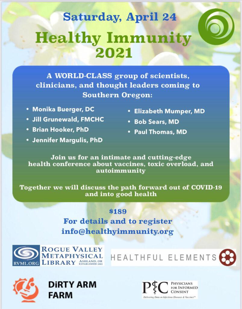Healthy Immunity 2021