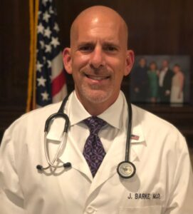 Dr Jeff Barke, M.D., explains why healthcare workers refusing Covid vaccines. | Jennifer Margulis, Ph.D.