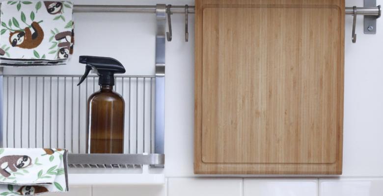 DIY kitchen cleaner | Jennifer Margulis